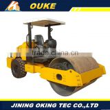 New design advance design hydraulic single drum vibratory road rollers,band brake drum with great price