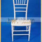 Cheap price tiffany crystal acrylic chiavari chair covers for weddings