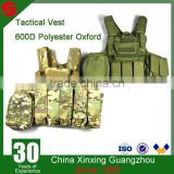 Military Army PE bullet proof jacket ballistic vest NIJ IIIA.44