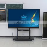 Cheap 75 inch school training video conference mall use finger pen touch screen monitor all in one pc GT-750