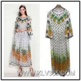 European Designer Clothes Women Fashion Beaded Sequin Dress Long Celebrity Dress