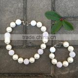 wholesale Toddler Jewelry Baby Chunky Necklace white chunky necklace chunky girl necklaces