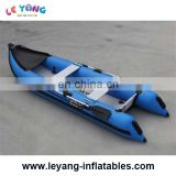 inflatable kayak fishing boat best price for sale from china manufacturer