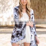 2016 Summer's Cool Beachwear Collection Girls Tie & Dye Kimono / Beach Cover Ups