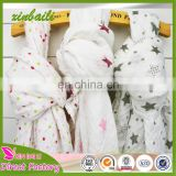 Wholesale Super Soft 100% Cotton Baby Muslin Swaddle Blanket