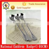 Stainless steel serving spoon/low price stainless steel gift promotional spoon