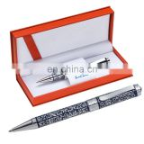 luxury metal ball pen with gift box RB17090