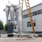 Stainless steel cassava flour drying machine