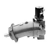 A4fo500/10r-pph25k34 Rexroth A4fo Hydraulic Piston Pump High Speed Thru-drive Rear Cover