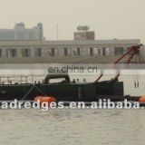 Sand Pontoon Dredge