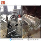 roller drum potato chips seasoning machine stainless steel single roller seasoning machine