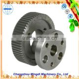 changzhou machinery Differential Spur gear Parts/ Steel Small Pinion tactical gear reduction gear wholesale survival gear