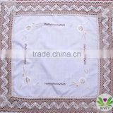 white and grey modern tablecloth designs tablecloth factory hand embroidery designs tablecloth lmzc1005(3)K
