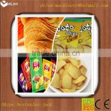 Small scale Potato chips processing machinery