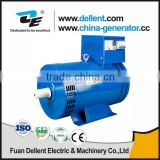 Dellent stc series 10KW Alternator brush type with pulley AVR carbon brush