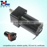 Car wiper washer DC motor gearbox motor