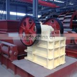 Milk white Jaw Crusher send to Jilin