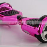 2015 New Product Two Wheels Self Balancing Scooter Hover Board Electric Scooter                                                                         Quality Choice
