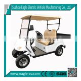 electric utility car with cargo bed,EG2029H,2 persons, CE approved