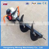 Garden machine manual earth auger, hand earth auger,hole digger                                                                                                         Supplier's Choice