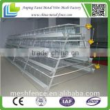 2016 hot sale layer poultry cages 4 tiers 3 tiers for 160chickens                                                                         Quality Choice