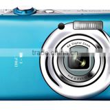 DC-530I Waterproof digital camera 1080P 16.0 mega pixels dual screen display hd sports camera rechargeable li-ion battery
