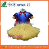 China factory price reliable Quality flower girl dress with black sash