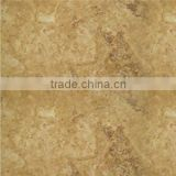 turkey yellow travertine tile,slab,cube, with relief carving for wall