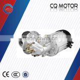 60V voltage 1.2KW power electric golf cart differential motor manual shift electric rickshaw motor