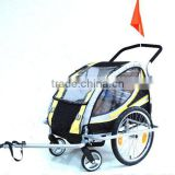 Baby bicycle trailer jogger stroller
