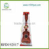 High quality wooden kids musical instruments guitar toy