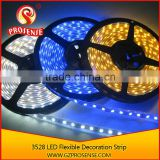 Prosense 3528 Flexible Decoration Led Wall Lighting Tube Ring Light Strip