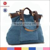 Hot Selling Fashion Jean Shoulder Bag Latest College Girls Shoulder Bags Korean Fashion Shoulder Bags