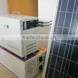 300w Portalbe Solar Photovoltaic Systems for home use including Battery, Inverter, Controller