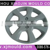 injection plastic car wheel cover molding,wheel cover injection moulds