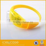 Custom Led Bracelet Party Supply/Remote Controlled Light UP Bracelets/Led Bracelet Party Supply For Concert Event