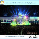 factory price commercial advertising p10 SMD led display screen led advertising billboard