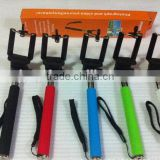 Factory wholesale self timer lever without bluetooth function,self timer tool for Mobile phones and some cameras