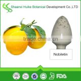 natural compounds CAS No. :531-75-9 Nobiletin 98%(Citrus aurantium L extract powder ) anti-cancer Pharmaceutical ingredent
