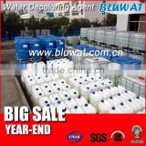 BWD-01 stain removing water Decoloring Agent 50% for textile dyeing industry Non-pollution
