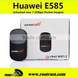 Brand new 3G wireless router huawei E585