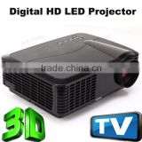 LCD HD Home Cinema Theater Video Projector Support 1080p 3D Multimedia HDMI Portable High Definition Widescreen HDMI Cable