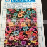 custom printed cotton fabirc design for home textile fabric, pre quilted fabric wholesale