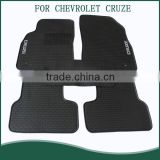No smell hot sale special car floor mat/floor liner for CHEVROLET CRUZE