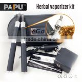 Alibaba china Ago2 dry herb vaporizer with tank Dry Herb atomizer for ego case made in china
