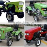 multi-purpose! attractive price! Promotion! belt transmission 6+1 gearbox 2WD 30HP mini china used/second hand tractor