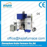Vacuum Mixer/laboratory hydraulic press of powder
