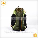 High quality two side pocket comfortable strap breathable oxford rope korean backpack bag