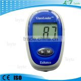 Enhance hospital portable blood glucose test meter