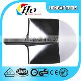 Black and White Colored Flat Shovel / Round Spade Head/ Round Shovel/ Head/ Hand Tools